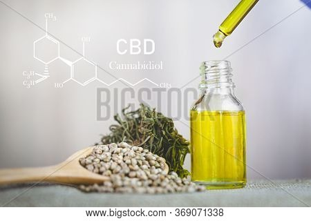 Cbd Elements In Cannabis,  Cbd Oil Cannabis Extract, Researching Hemp Oil Extracts For Medical Purpo