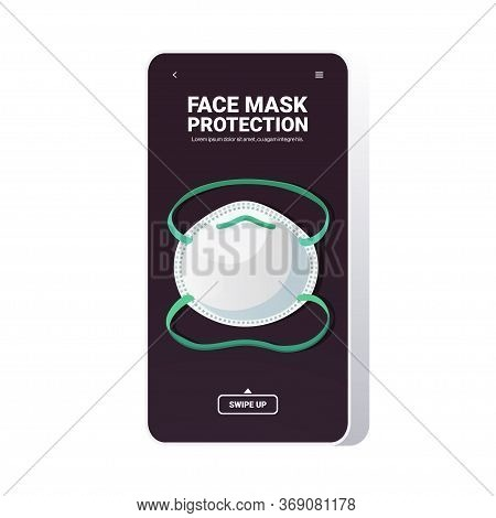 Antiviral Medical Respiratory Face Mask Coronavirus Protection Covid-19 Prevention Health Care Conce