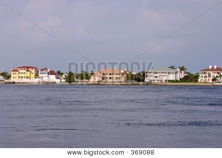 Waterfront Homes