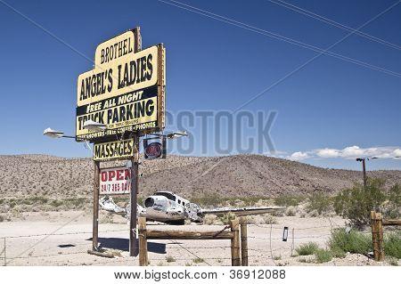 Nevada Bordello