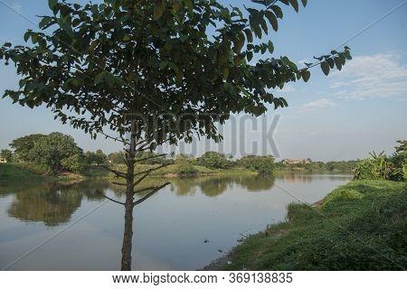 Thailand Chiang Rai Mae Nam Kok River