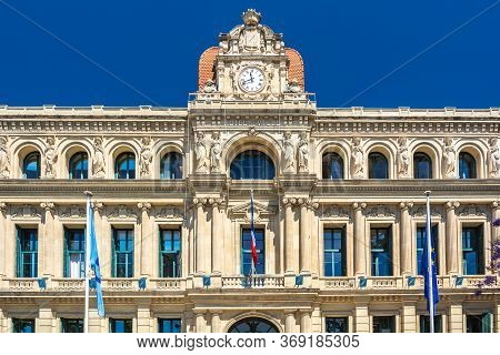 City Hall, Built In 1876, Is An Elegant Building Situated Just Below Castre Castle.