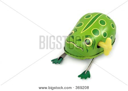 Toy Frog 567