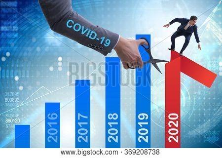 Economic crisis due to coronavirus covid-19