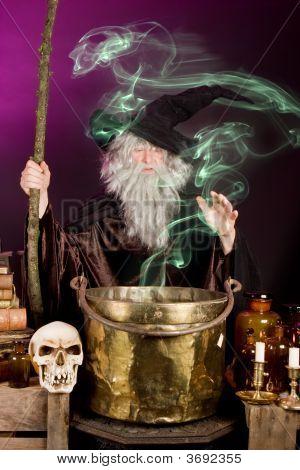 Sorcerer\'S Ghost