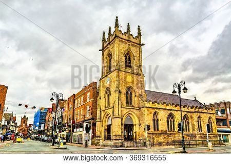 Former St Michaels Church In Chester - Cheshire, England