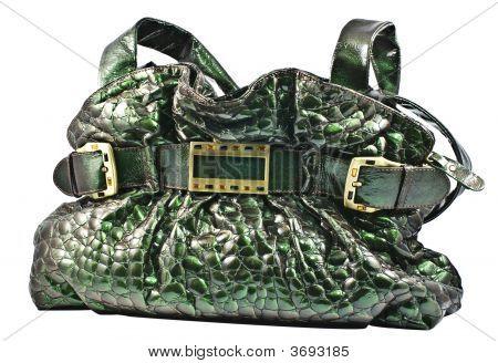 Handbag 1 Green