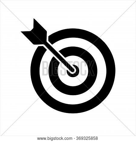 Target Icon. Marketing Target Icon Vector Target Icon. Image Target Icon.