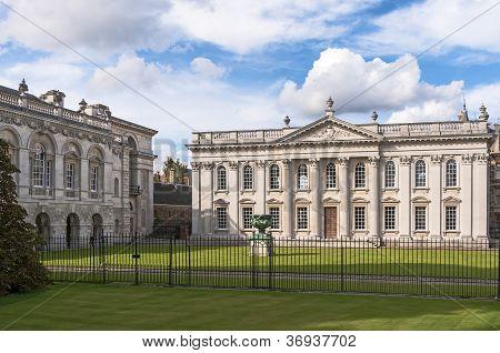 Buildings Kings College, UK