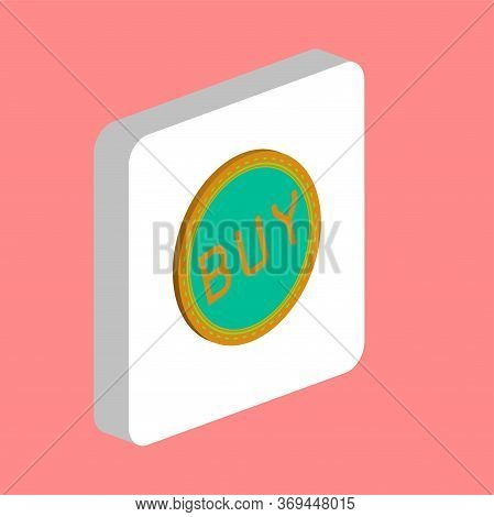Buy Label Simple Vector Icon. Illustration Symbol Design Template For Web Mobile Ui Element. Perfect