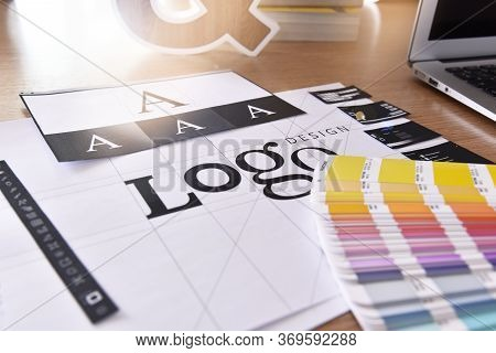 Graphic Design. Creative Concept For Website And Mobile Banner, Internet Marketing, Social Media And