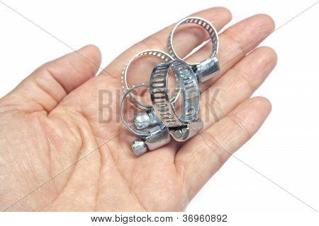house clip set