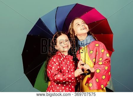 Bright Umbrella. It Is Easier To Be Happy Together. Be Rainbow In Someones Cloud. Rainy Day Fun. Hap