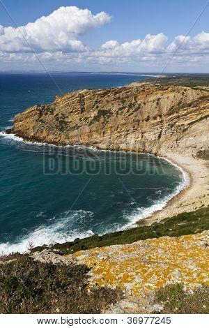 Landscape Near Cape Espichel