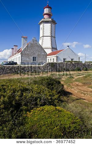 Lighthouse Of Cape Espichel