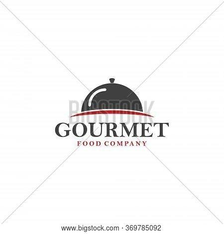'gourmet' Logo Food Simple And Drink Abstract