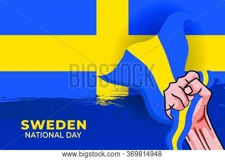 National Day Of Sweden (swedish: Sveriges Nationaldag). Celebrated Annually On June 6 In Sweden.