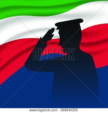 Italian Republic Day. Celebrated Annually On June 2 In Italy. Happy National Holiday Of Freedom. Ita