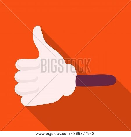 Vector Illustration Of Finger And Gesture Sign. Graphic Of Finger And Fine Stock Vector Illustration