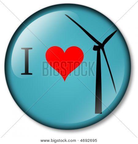 I Heart Wind Turbines