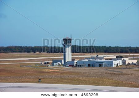 Pensacola Airport Control Tower