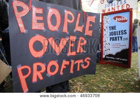 Occupy Movement.