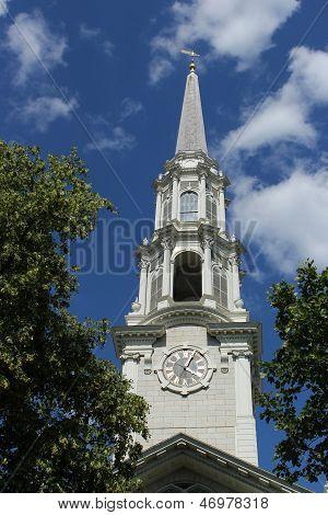 Unitarian Church Providence RI