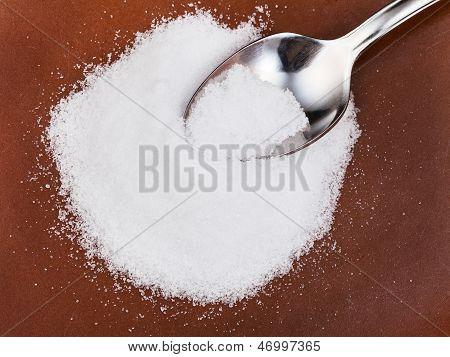 Handful Of Crystalline Fructose