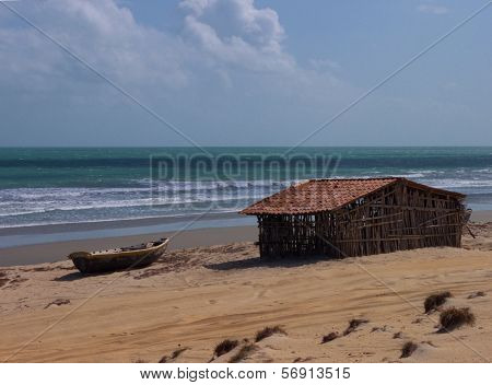 Simple house in Jericoacoara Beach