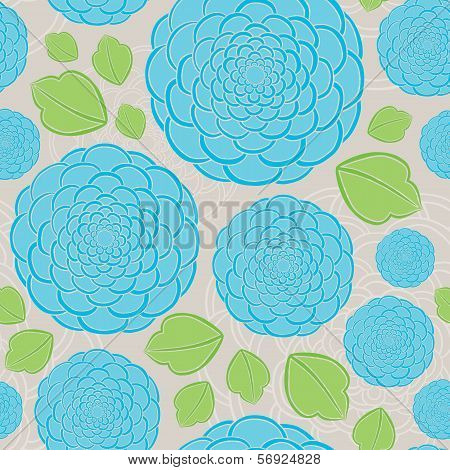 Seamless Rose Pattern (Random)