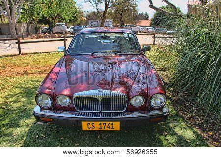 1984 Daimler Double Six Series Iii V12 Saloon