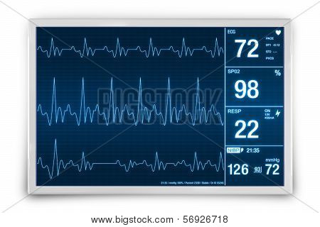 Heart Rate Monitoring Device