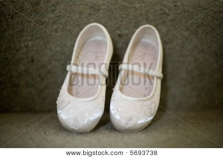 Childrens wedding Shoes