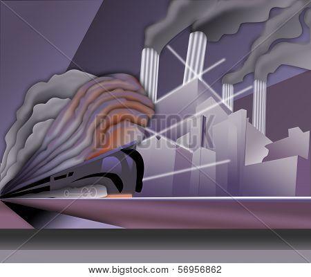 Industry Train