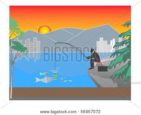 Corporate Fishing