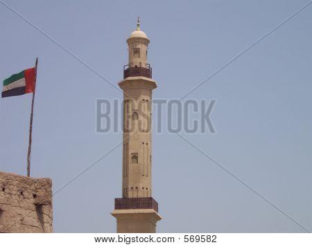 Grand Mosque Spire