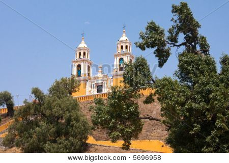 Cholula Church