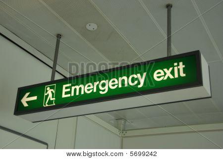 Emergency Exit Signal