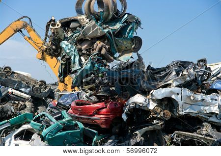 Car Pile Recycling