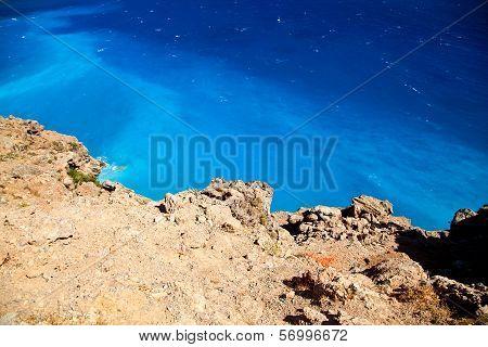Azure Lybian Sea