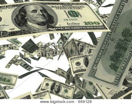 Falling Money 3