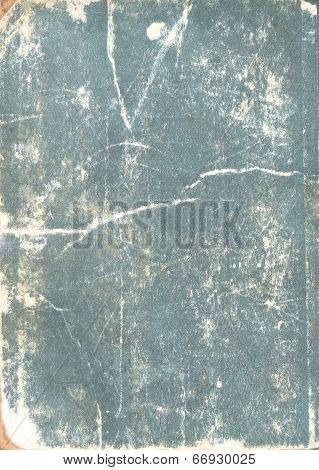 Shabby Texture, Background Gray-blue