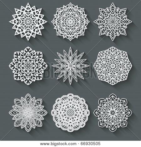 circular pattern set