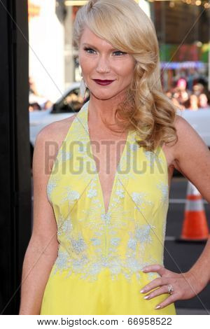 LOS ANGELES - JUN 17:  Tara Buck at the HBO's
