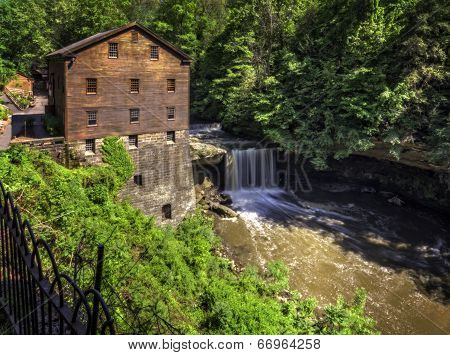 Lanerman's Mill