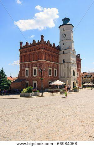 Sandomierz, Old Town, Major Tourist Attraction