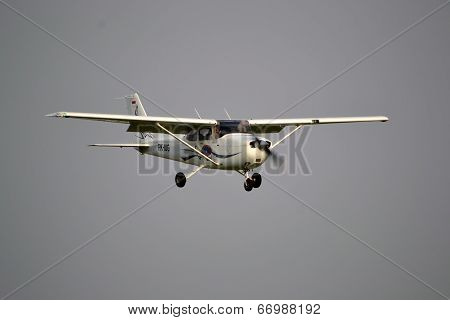 Cesna airplane