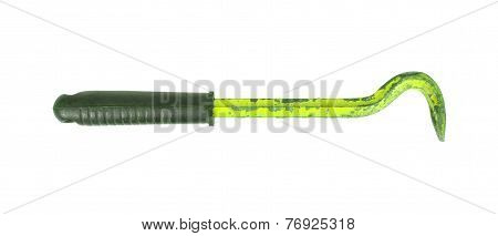Old Yellow Crowbar