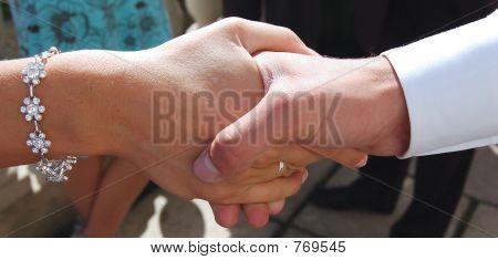 Friendship Hand Shake