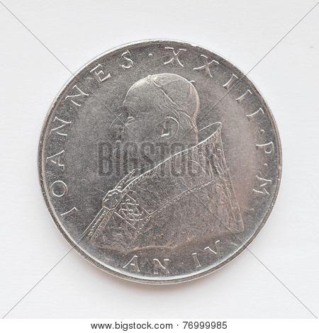 Vatican Lira Coin